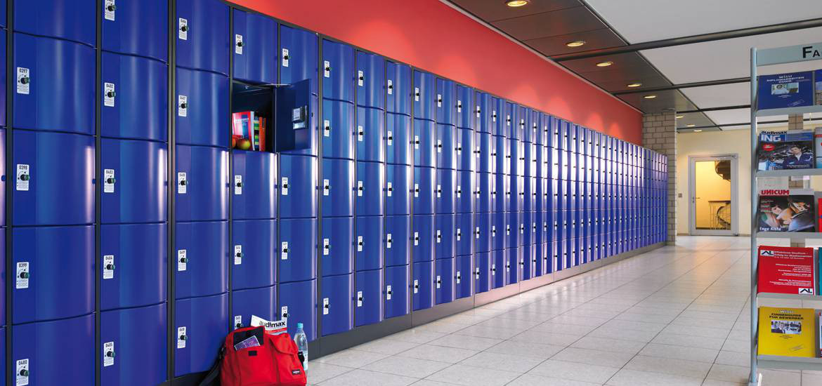 education-school-lockers