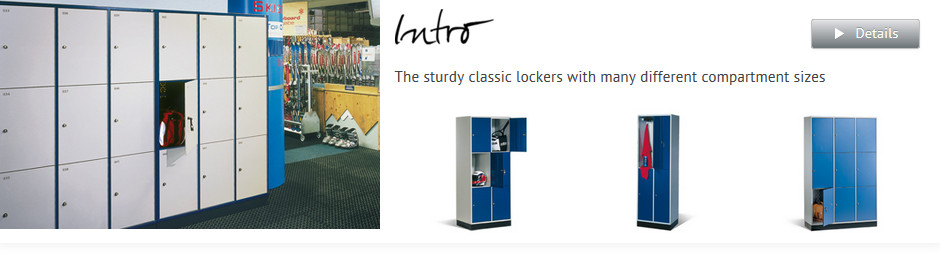 Intro Lockers