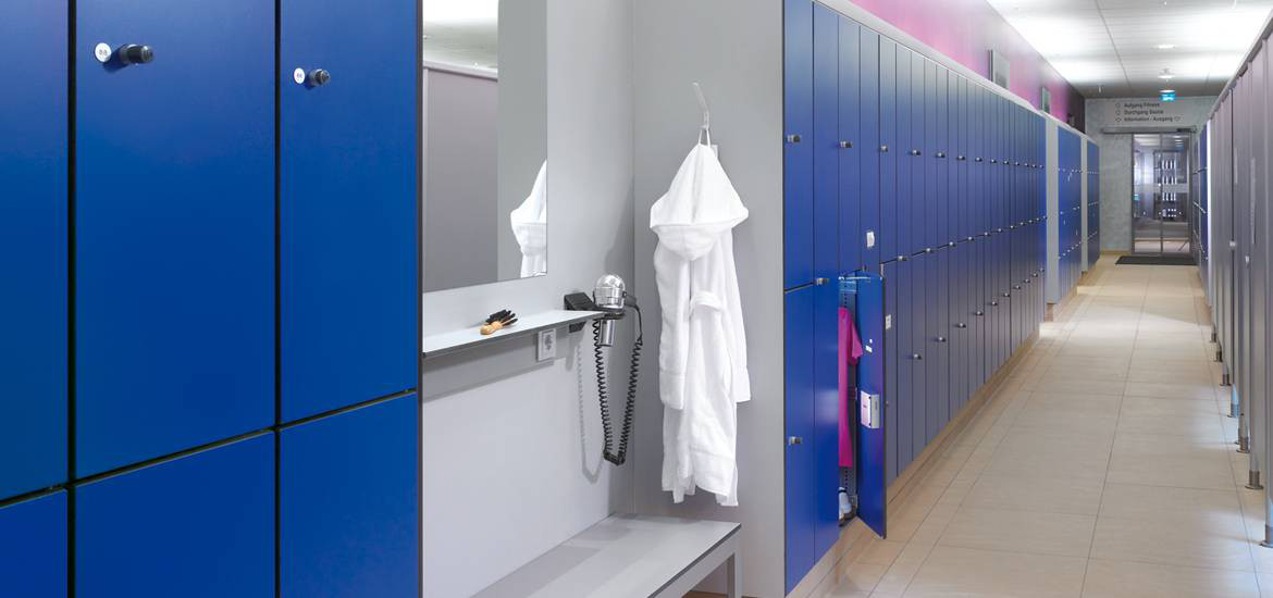 Locker Room Manufacturer
